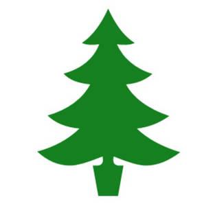 Christmas Tree and Presents Standee - Walmart.com