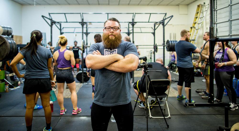 Rodney Miller - Midland, Texas - Strongman