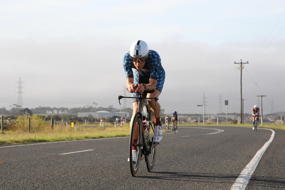 Alex Kozeniauskas  - Melbourne, Australia - Triathlete