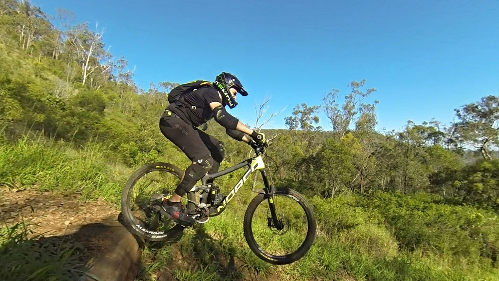 Jon Willis -  Toowoomba, Queensland, Australia - Mountain Biker