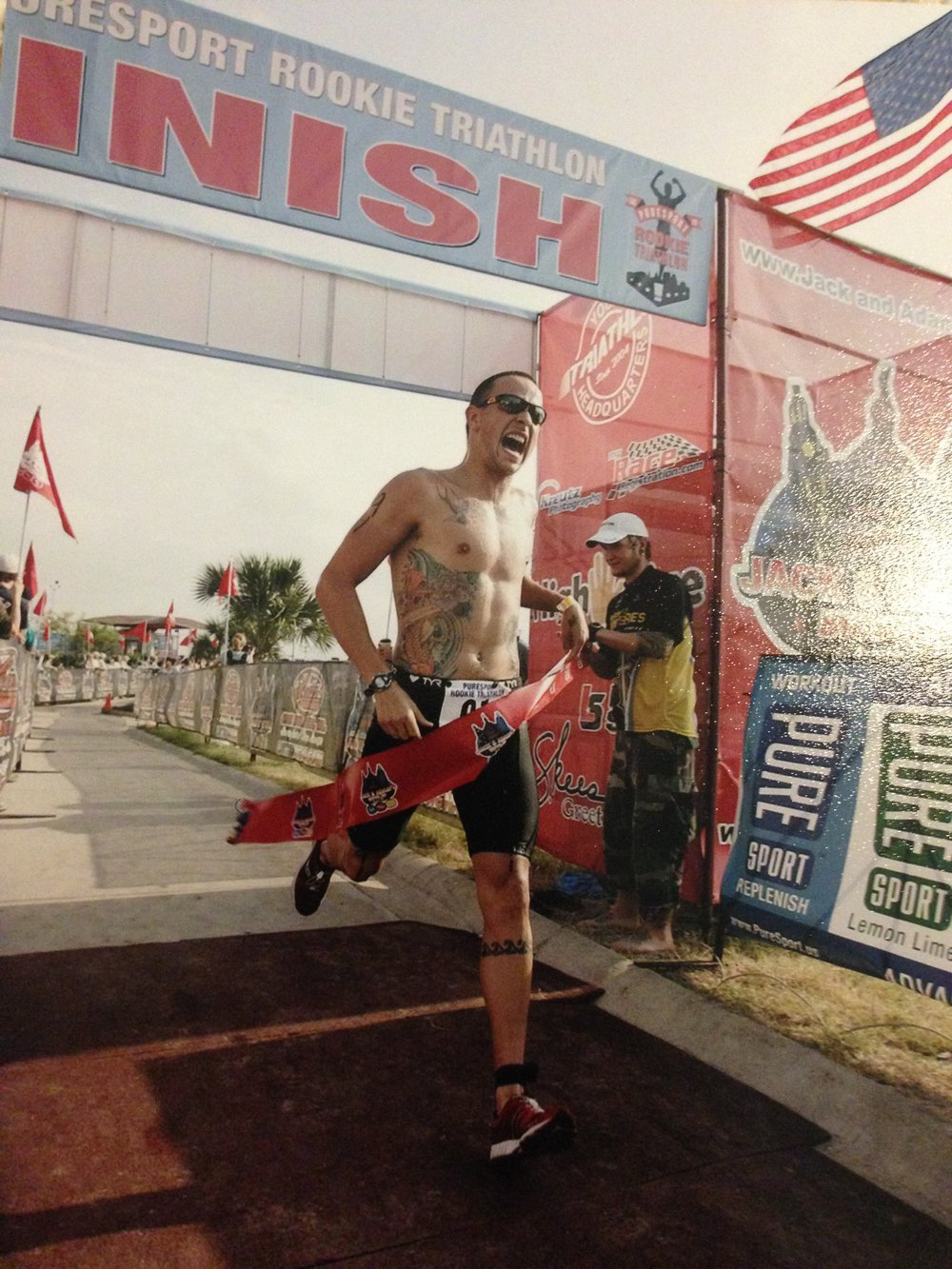 Tim Krauss - Austin, TX - Trail running, being a dad & husband!!!!