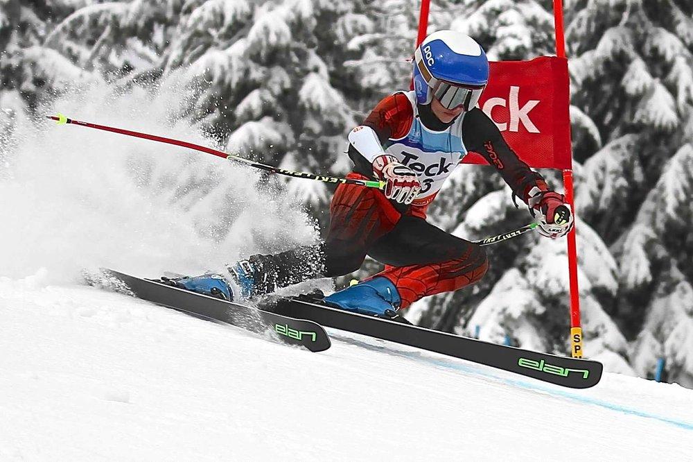 Chase Burns - Abbotsford, BC, Canada - Alpine Ski Racer