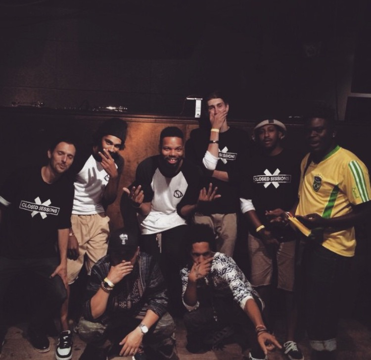 SQUAD PIC: Soulection #TSOT