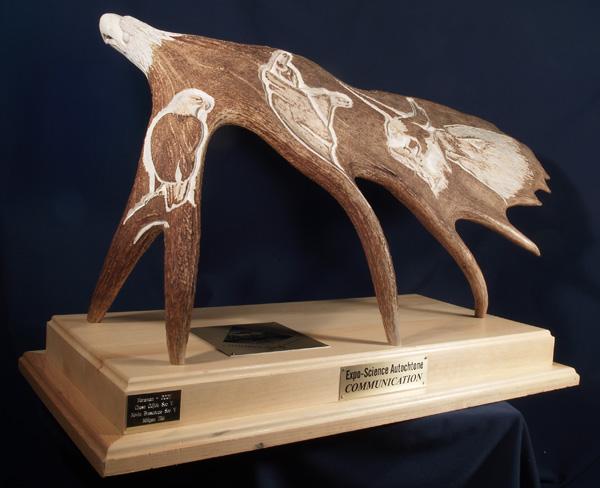 Prix d'excellence : communication