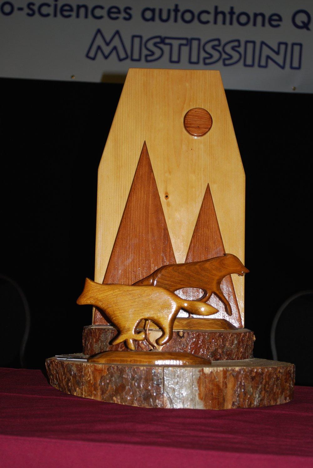 Prix d'excellence - projet environnemental