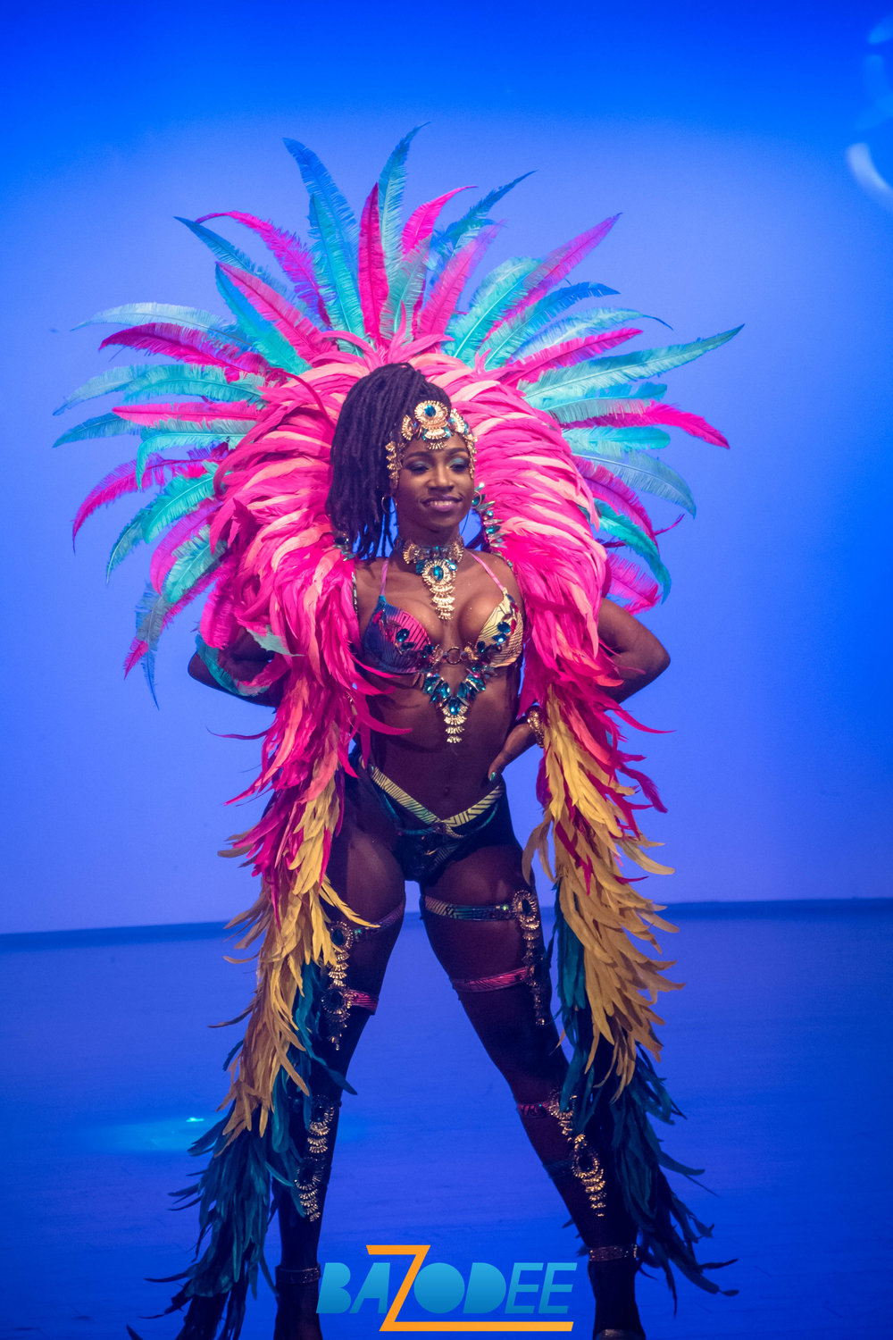 ZULU INTL  - Well really, who doesn't love Nandi? Riddim Tribe dancer meets Machel dancer meets Band Launch body. We were first impressed by her when she commanded massive stage presence without saying a word at the Yello Bashment Soca Finals 2017, in a Snap Brandy performance. Since then her star has continued to rise. It is Nandi and the Riddim Tribe dancers who are the true winners of Crop Over.