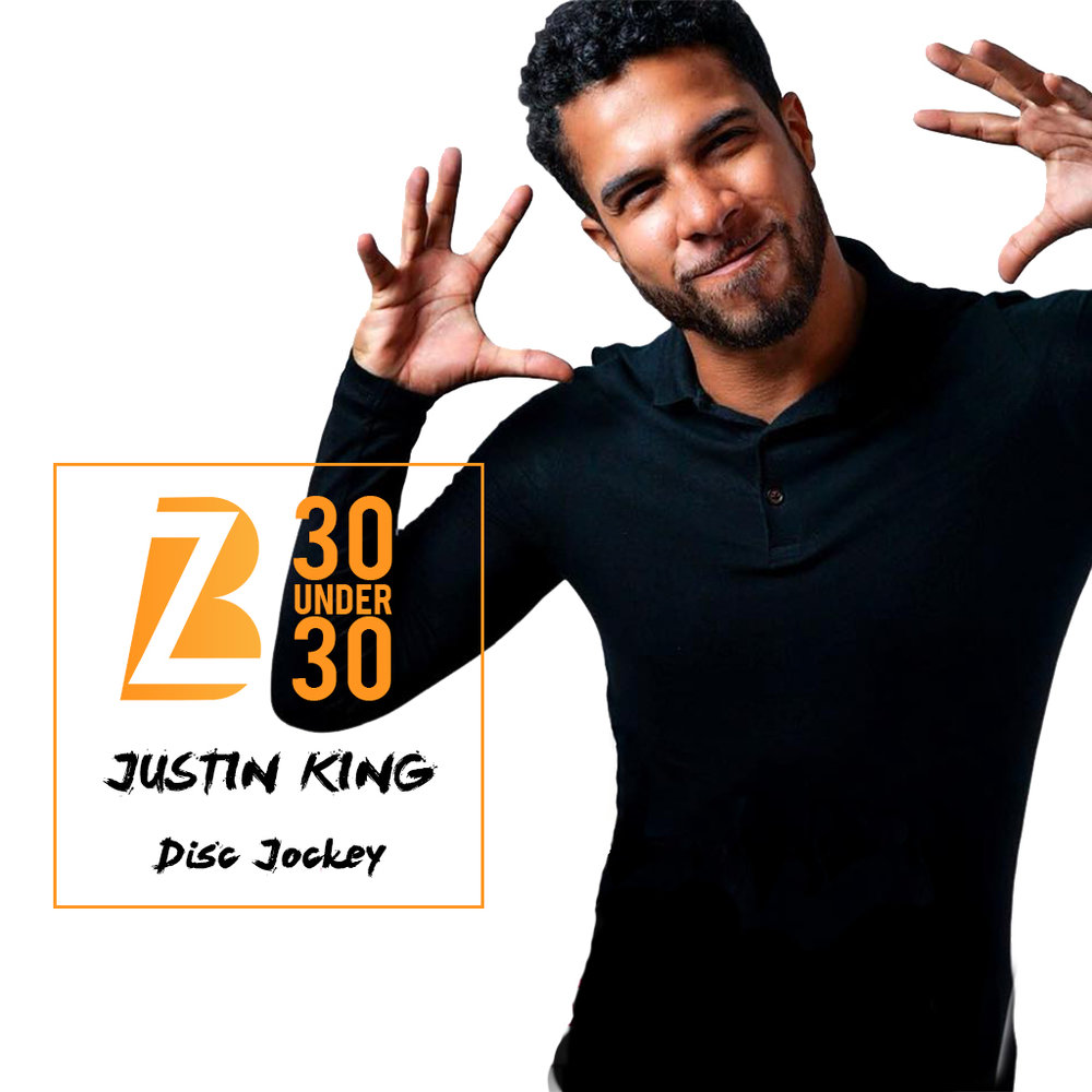 Justin 'Jus Jay' King - Music producer. Event promoter. Entrepreneur. Disc jockey. Brand Ambassador. Entertainer. Dancer. Easily coasting on to our 30 Under 30 list, Justin Jus Jay King @jusjayking is no stranger to the Barbadian entertainment arena but this young DJ has also had both a regional and global impact. A finalist in the 2018 Red Bull 3Style World DJ Championship, King has proven that he possess and masters the ability of being a world class DJ. King is proud of his passion and strives to make his country proud by flying the Barbadian flag high wherever he goes as he performs at stages across the region and the world. The former soca singer's work ethic is breathtaking and his creative vision clearly shows that this young talent is far from finished and not afraid to try new things. Definitely one to watch as we expect so much more in the years to come.