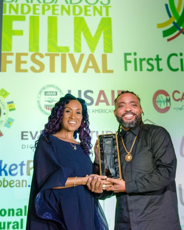 Image 1. Machel Montano and Alison Hinds, Caribbean Soca Royalty.jpg