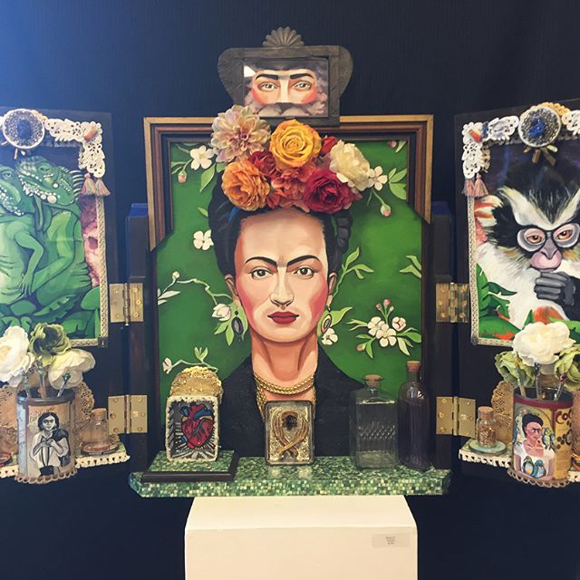 Alter de Frida -Juried Art Exhibit