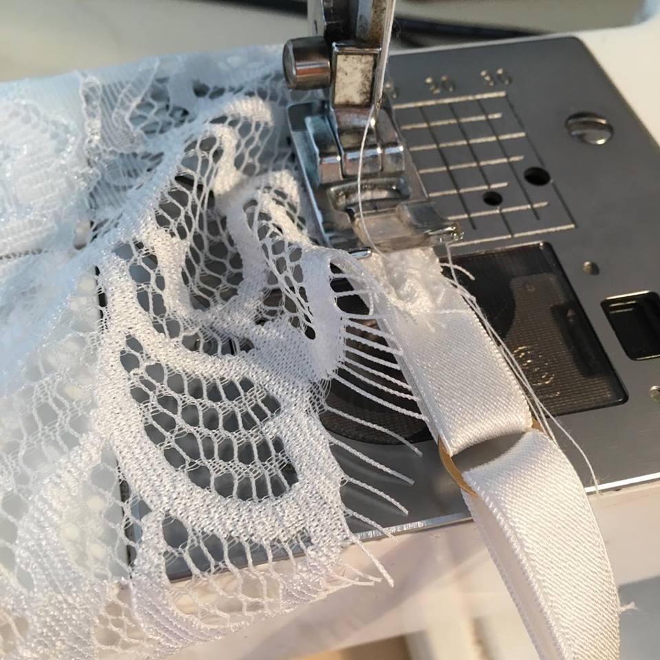 sewing handmade fashion label australian