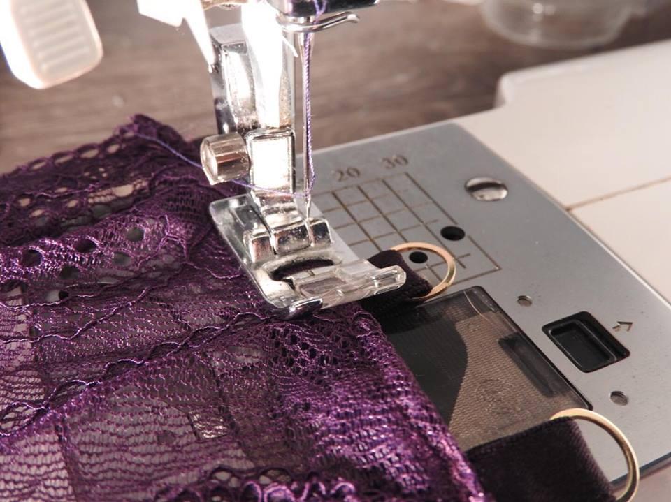 Lazy Girl Lingerie - handmade lingerie, sexy lingerie, lace lingerie