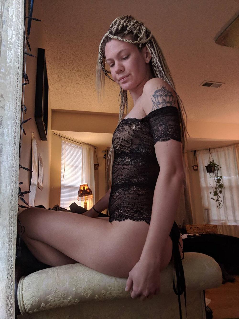 Isla black lace off the shoulder corset Bodysuit by Lazy Girl Lingerie