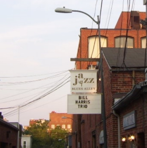 Reprise May 10, 2016 at Blues Alley