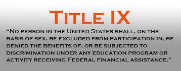 How To File a Title IX Complaint