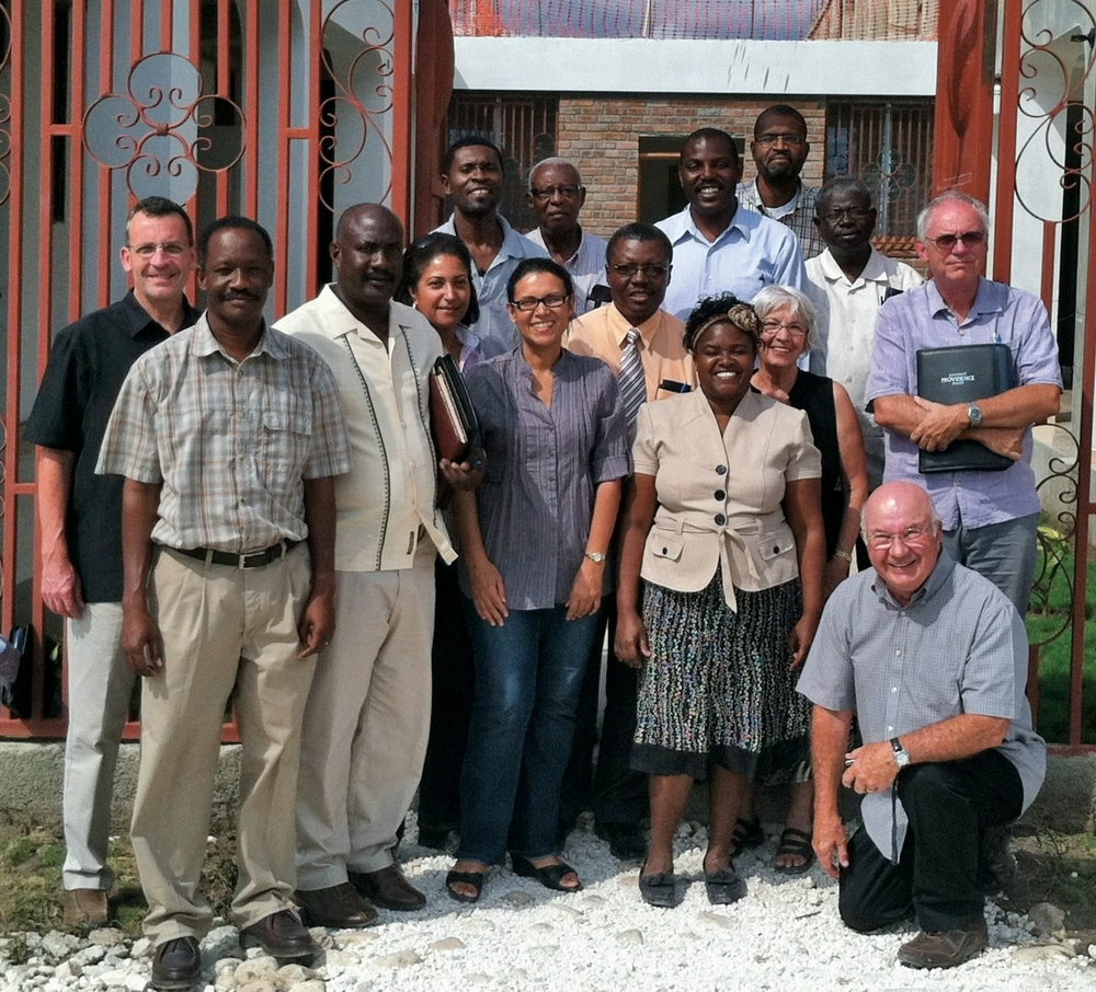Board of Trustees for Haiti Providence University (2012)