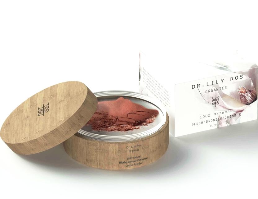 100% Natural Blush/Bronzer/Shimmer Loose Powder