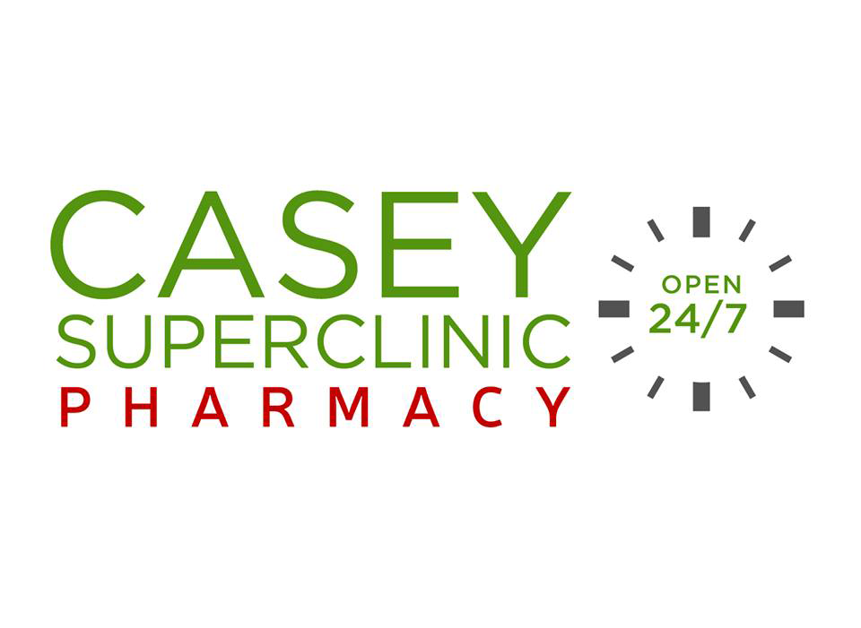 CASEY SUPERCLINIC PHARMACY