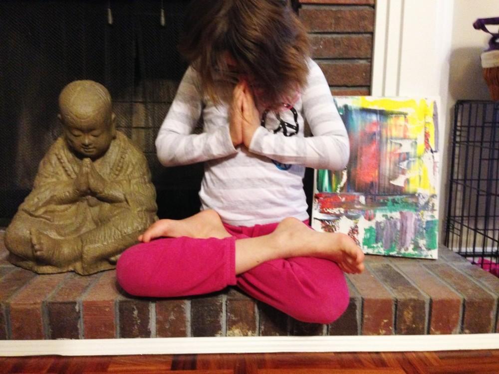 Sage Meditates