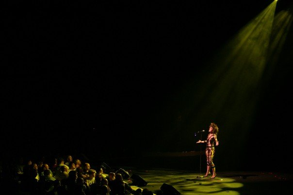 rosa on stage at The star casino.jpg