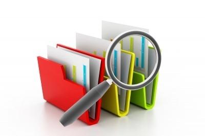 Outlook Search Folders
