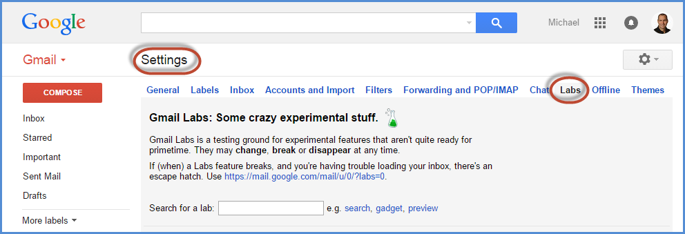 Gmail Canned Response Screenshot2
