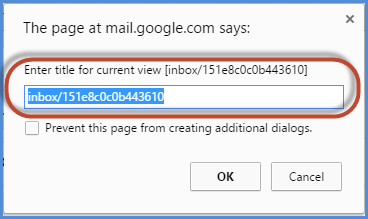 Gmail Quick Links Screenshot7A