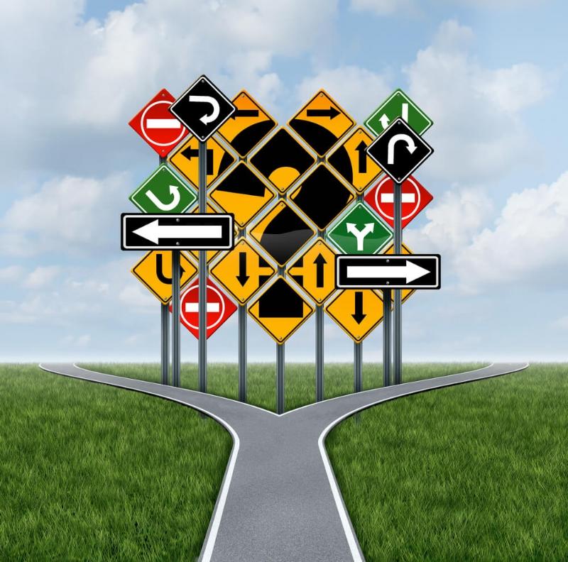 Information Overload vs Decision Overload