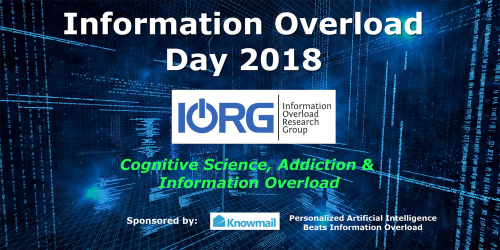 Information Overload Day 2018 Session Recap
