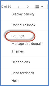 Gmail Stars Feature Screenshot2