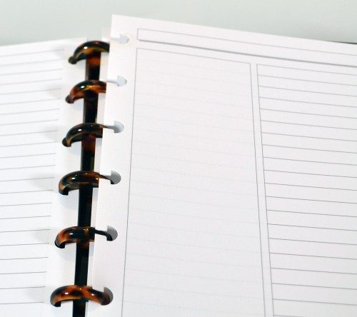 Circa paper system