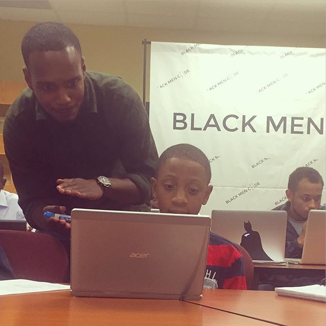 Let's start digital literacy and web design early! Our next Front End Series begins in September. #BlackMenCode #html #css #angularjs #entrepreneurship #tech #youthcode #startups #diversity #innovation #entrepreneurs #motivationmonday