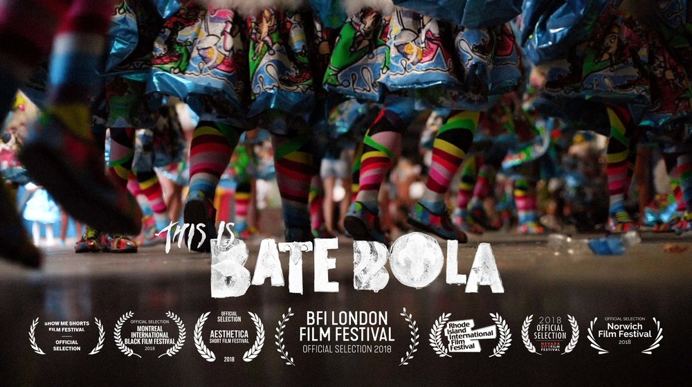 THIS IS BATE BOLA - RIO'S UNDERGROUND CARNIVAL