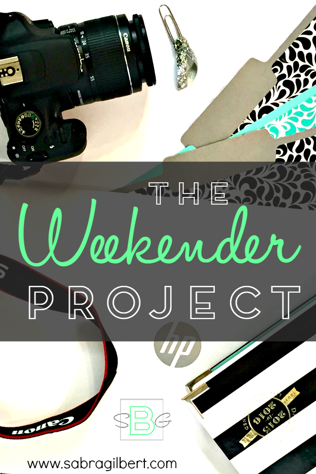 The Weekender Project 2015
