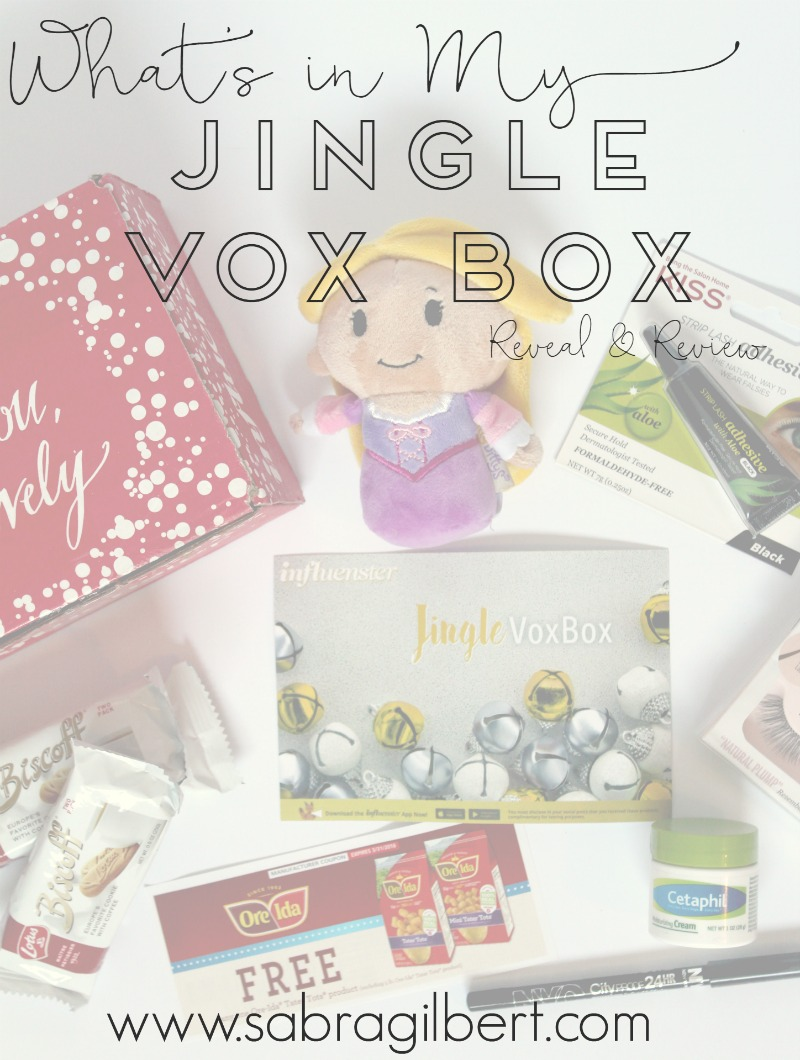 #JingleVoxBox || Becoming Sabra Gilbert