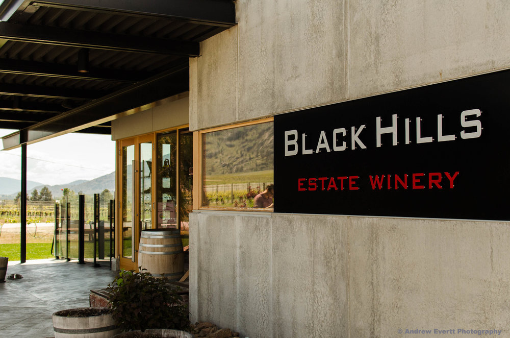 The Balck Hills Estate Winery tasting room