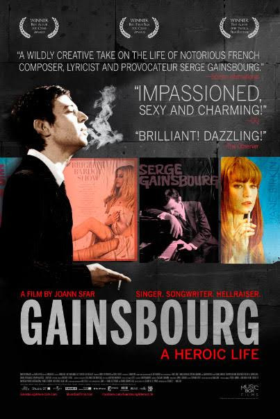 Serge Gainsbourg film