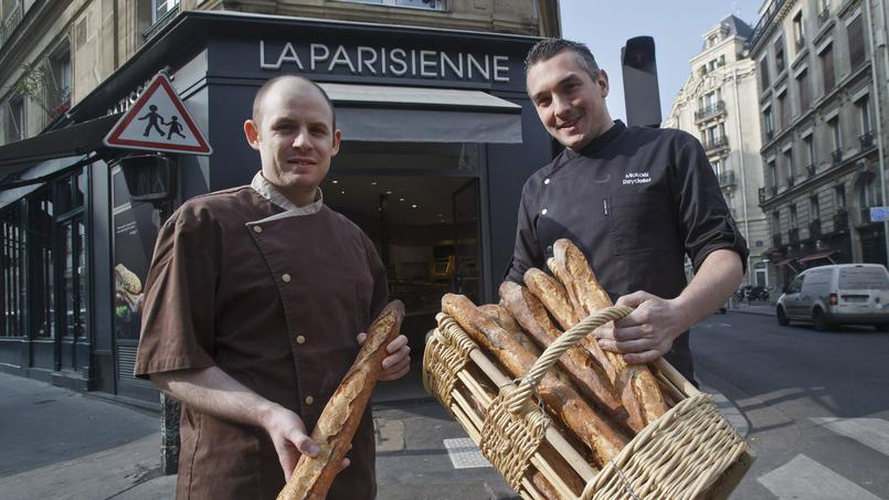 Best baguette Paris 2016