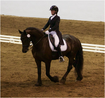 Jennifer Flowers: Dressage and Combined Training