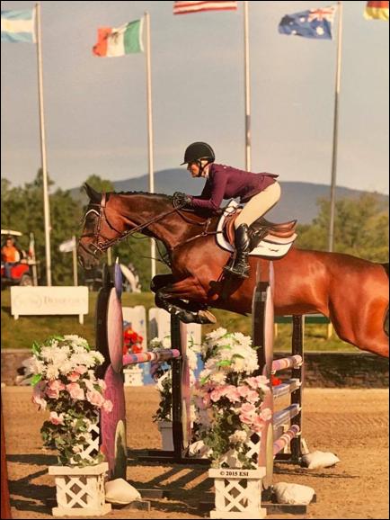 BJ Ehrhardt: Hunter/Jumper