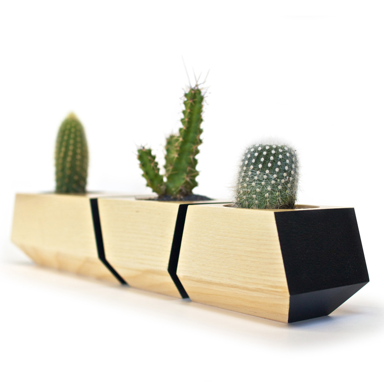 Boxcar Planter by Revolution Design House