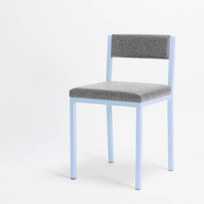 Kube-Rick Chair by Ben Barber Studio