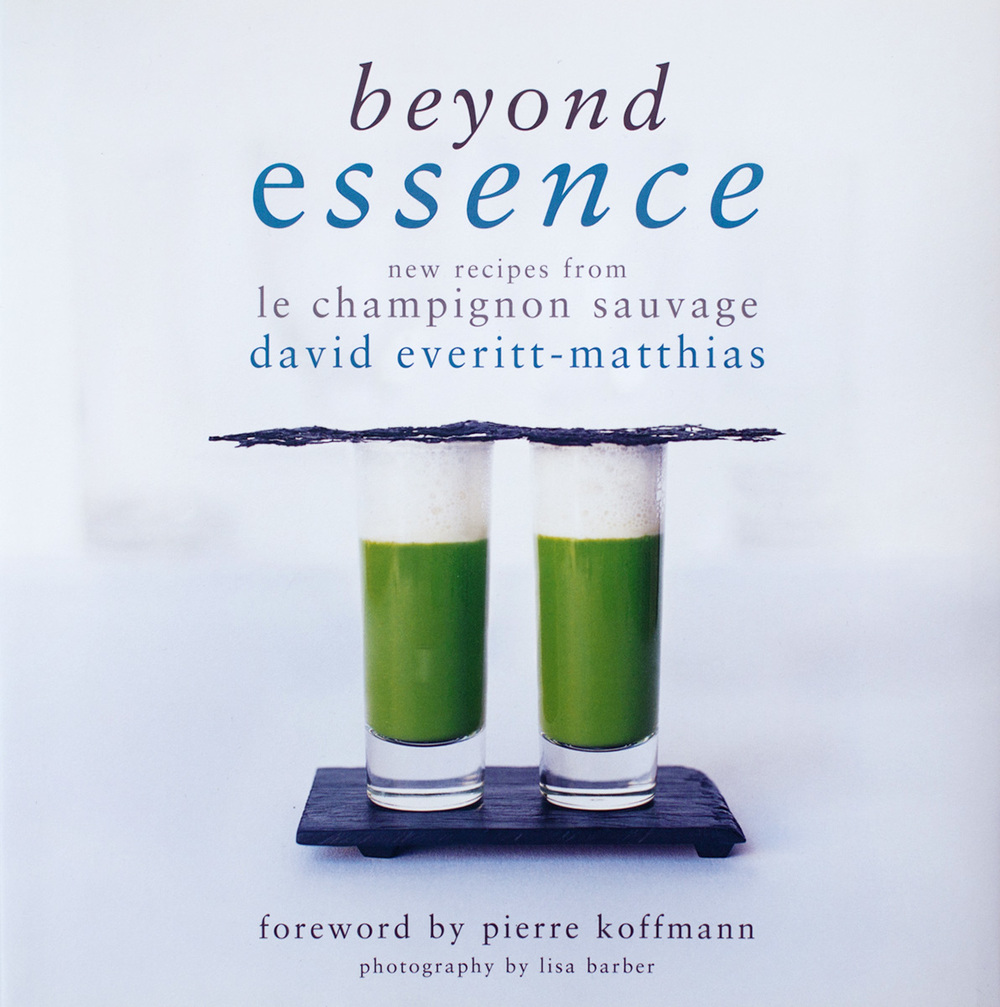 BEYOND ESSENCE Chef David Everitt-Matthias
