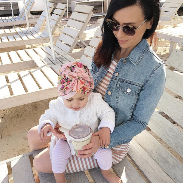 blogger emily tomini and daughter alina mia tomini