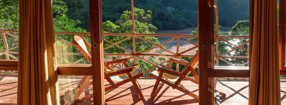 Eco lodge in amazing surroundings - Peru - Tarapoto