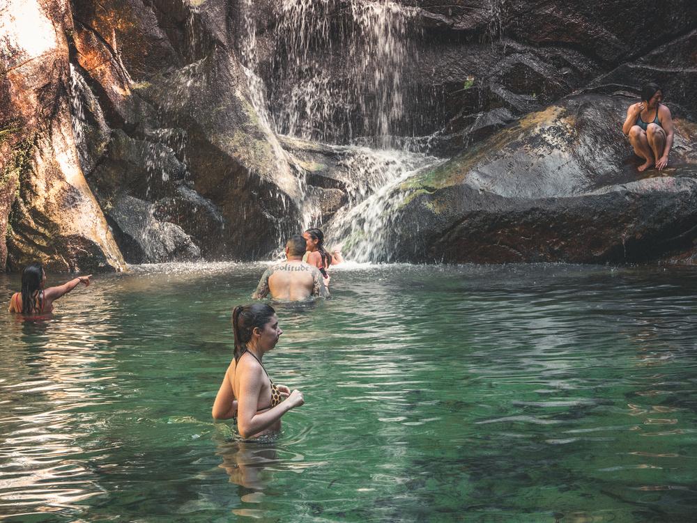 Waterfall Dip
