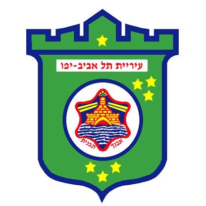 The city emblem of Tel Aviv