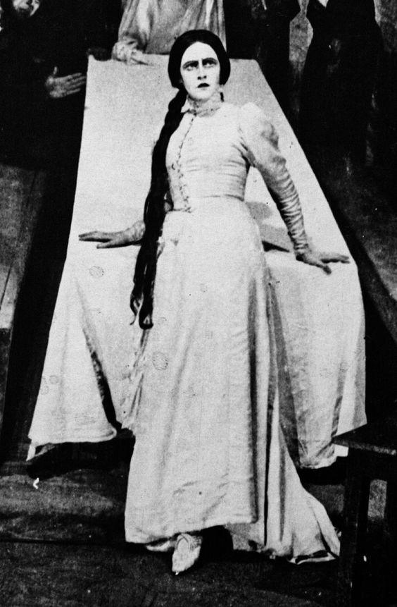 הגברת הראשונה של התיאטרון. חנה רובינא