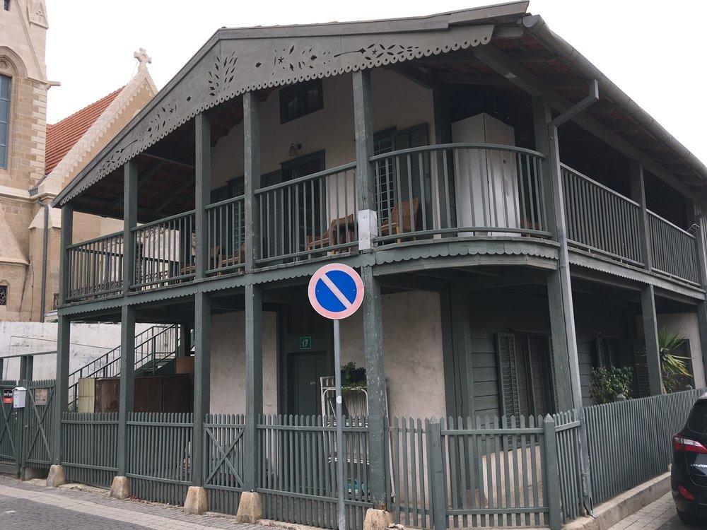בית רולה פלויד