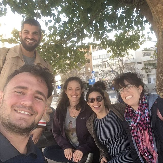 The best tour guides in Tel Aviv #קולקטיב_תל�ביב