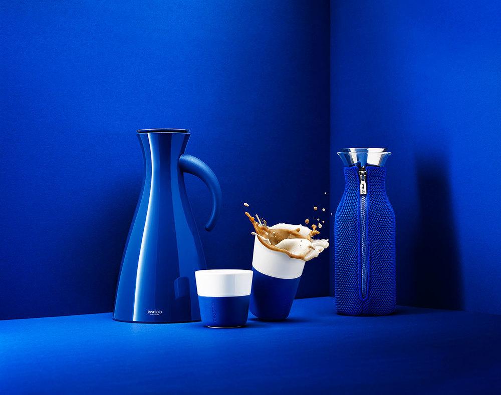 Eva Solo   Electric Blue campaign